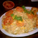 Photo of Southwest Chicken Pasta at Rockin' Tomato in Austin, TX