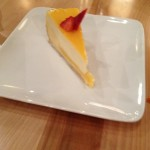 Chen Z - Dish 7 (Passion Mango Cheesecake)