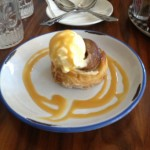 Elizabeth Street Cafe - Dish 4 (Asian Pear Tart Tatin)